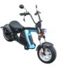 Scooter 100% électrique ARMY 2000 W homologué Bleu