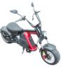 Scooter 100% électrique ARMY 2000 W homologué Rouge