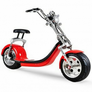 Scooter 100% électrique Monster RED homologué batterie amovible