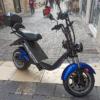 Scooter 100% électrique SHARK 3000 Homologué Bleu 13 pouces