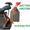 Scooter 100% électrique CP12 BLACK ROAD Homologué