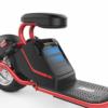 Scooter 100% électrique CITY STAR H3000 W