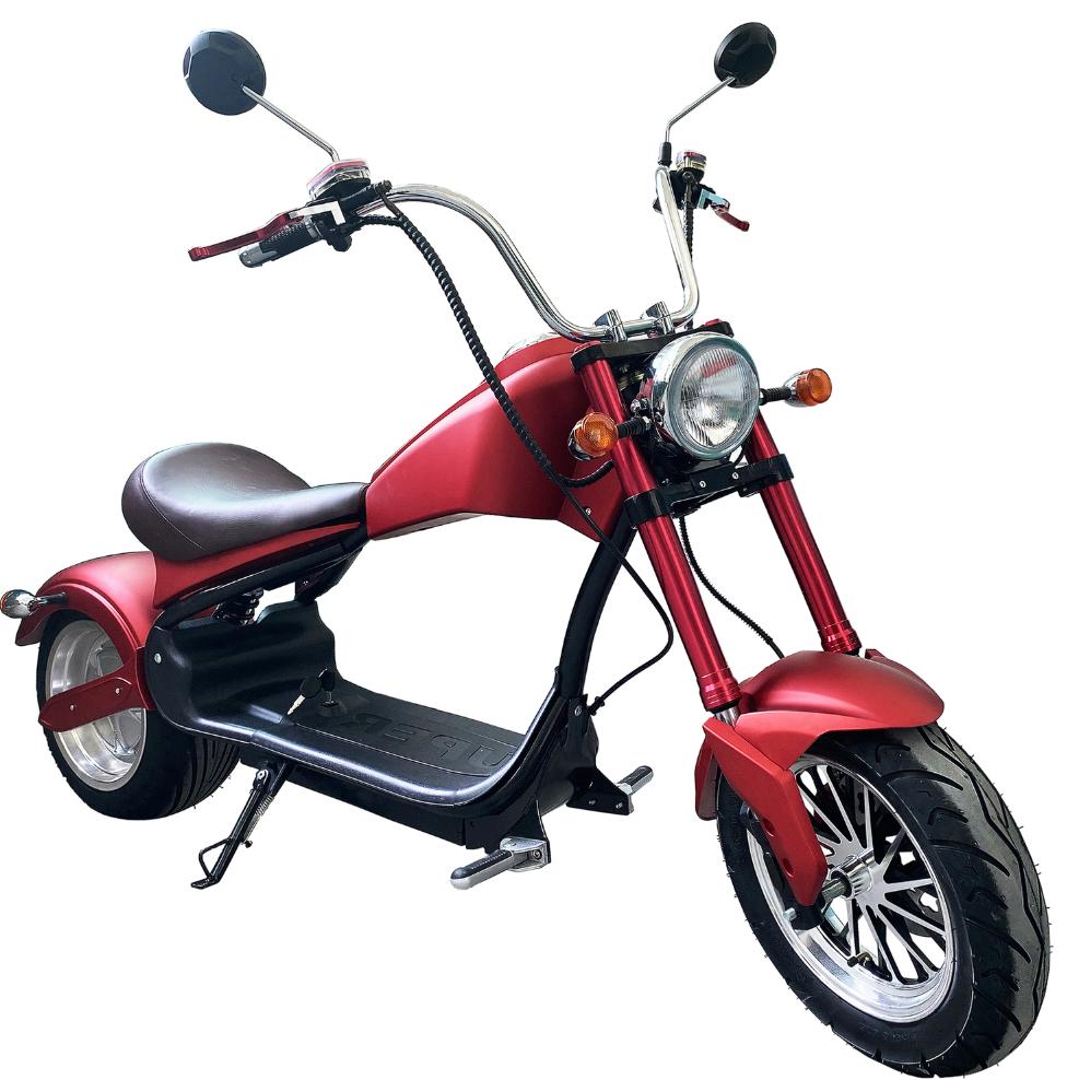 Scooter 100% électrique COBRA Homologué