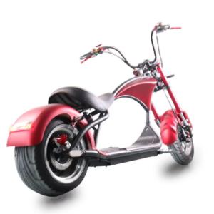 Scooter 100% électrique Spider X 2000 Watts