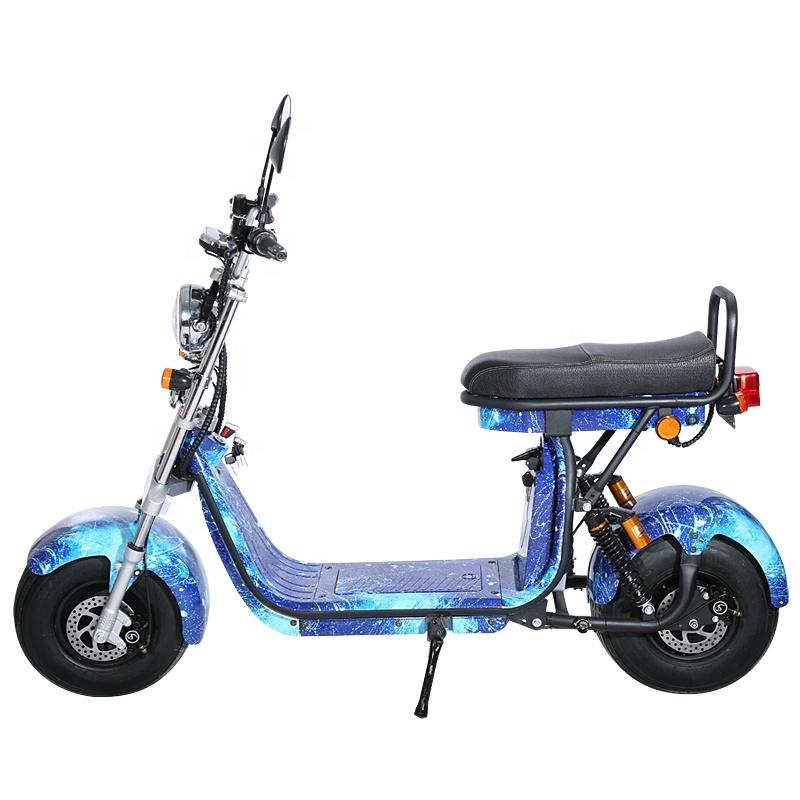 Scooter 100% électrique INFINITY Homologué
