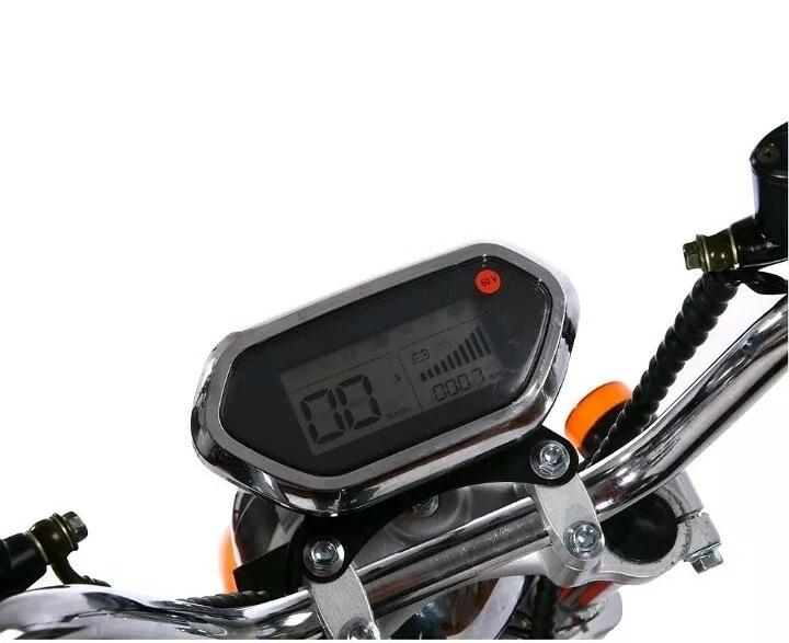 Scooter 100% électrique