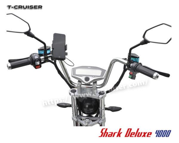 SHARK Deluxe 4000