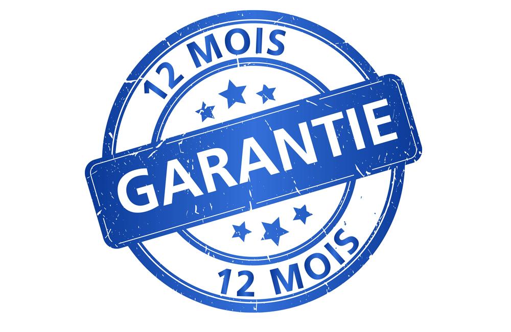 Garantie 12 mois