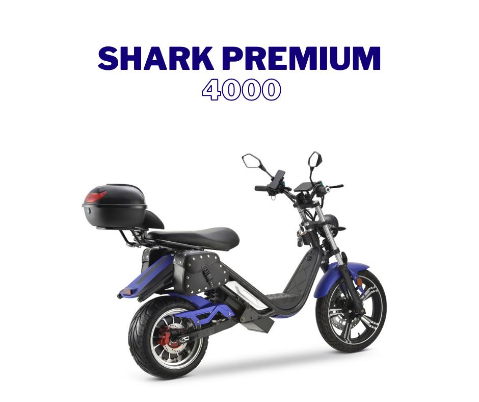 Scooter Modèle SHARK PREMIUM 4000