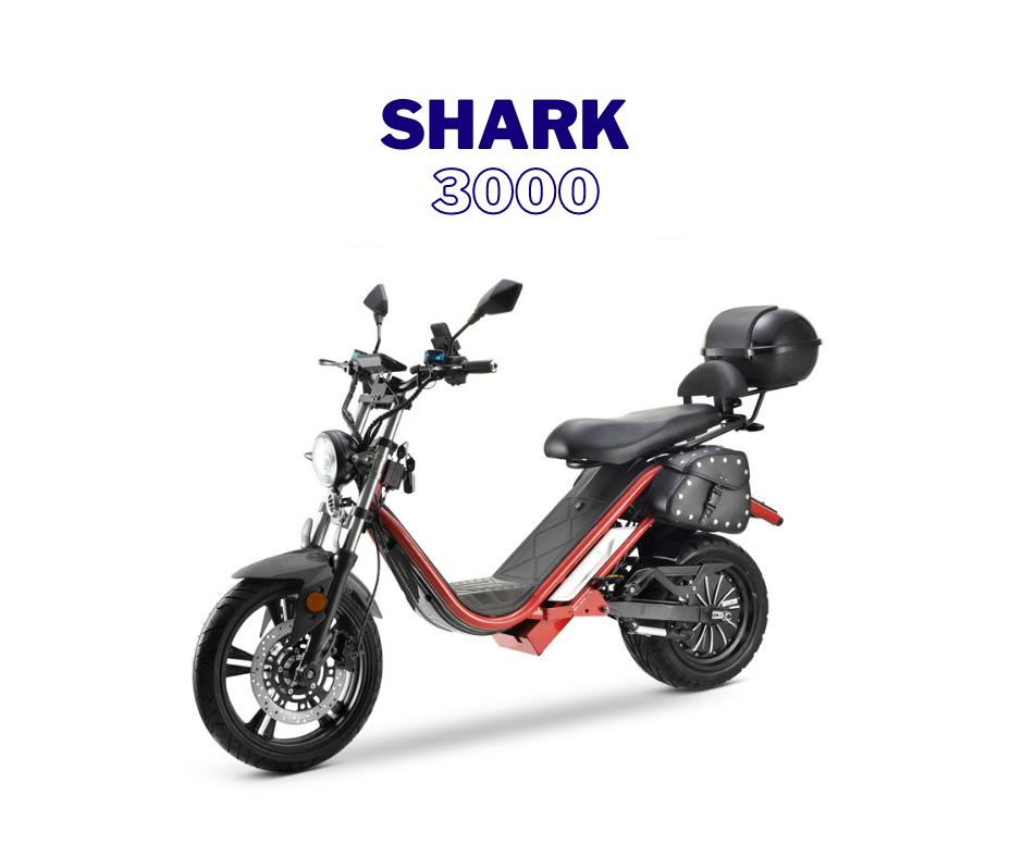Scooter Modèle SHARK 3000
