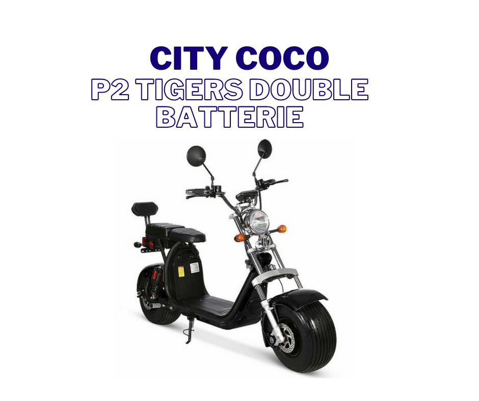 Scooter Modèle CITY COCO